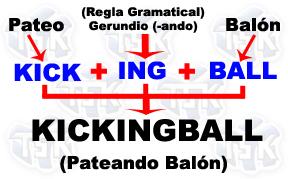 idioma viene palabra pelota: